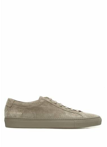 Common Projects Sneakers Kahve